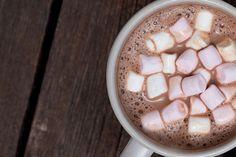 Chocolate Marshmallows, Hot Chocolate, Oatmeal, Tea, Breakfast, Food, The Oatmeal, Morning Coffee, Crockpot Hot Chocolate