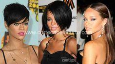 Do longo para o médio e do médio para o curto  #shorthair #cabeloscurtos #hairstyle #hair #cabelos #mulheres #cortesdecabelocurto #shorthaircut