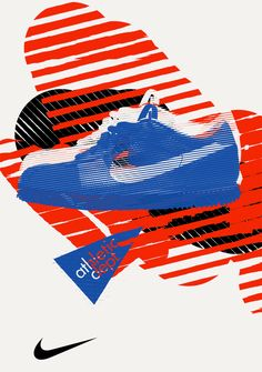 HORT-vs-NIKE Anuncio Nike, Banner Design, Layout Design, Nike Poster, Sneaker Posters, Nike Design, Sneaker Art, Sports Graphics, Photoshop