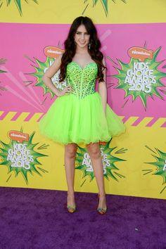 Lindos Vestidos de Fiestas de celebridades | Moda 2014