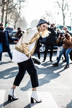 Style Icons, Hanne Gaby Odiele