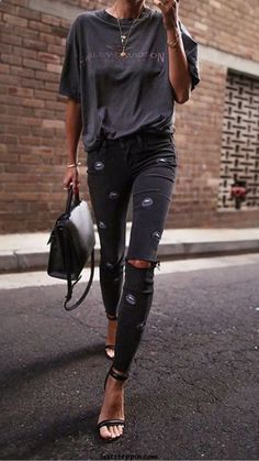 Tenue casual et fashion. Mode Outfits, Fall Outfits, Casual Outfits, Fashion Outfits, Casual Wear, Fashion Mode, Look Fashion, Womens Fashion, Fashion Trends