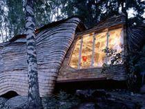 24h Architecture. Schutzhütte. Arjang (Schweden), 2003