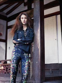 Lee Hyunyi by Park Jihyuk for W Korea Jan 2013