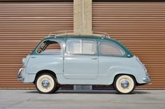 This 1956 Fiat Multipla is a largely original left-hand drive example with an…