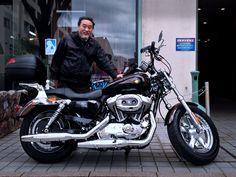 Harley Davidson Sportster 110th Anniversary Edition