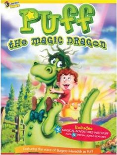 Puff the Magic Dragon - Movie Review