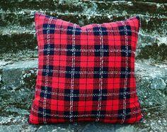 133 plaid pillows tartan cushions ideas