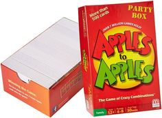 Fun! Get Apples to Apples Party Box Game For Only $8.83!