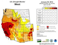 Leading Scientists Explain How Climate Change Is Worsening California's Epic Drought | ThinkProgress