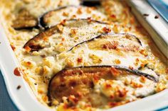 How to Make Authentic Greek Eggplant Moussaka