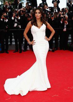 "Eva Longoria Photos: ""Saint Laurent"" Premiere - The 67th Annual Cannes Film Festival"