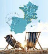 campings Frankrijk/Spanje/Portugal