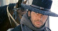 Jean Louis Trintignant in the GRAND SILENCE, LE (IL GRANDE SILENZIO) role model for Durango