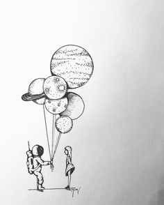 You are in the right place about Doodle Art birthday Here we offer you the most beautiful pictures about the Doodle Art letters you are looking for. When you examine the Doodle Art Planet Sketch, Planet Drawing, Tattoo Sketches, Tattoo Drawings, Drawing Sketches, Doodle Drawings, Sketching, Space Drawings, Easy Drawings