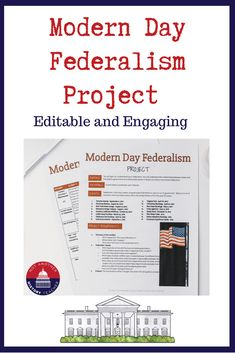 Get this is an amazing Modern Day Federalism project. Students are assigned one US federal event such as Columbine, Sandy Hook, Hurricane Katrina, etc. and they trace federal, state, and local responses to the crisis. Students can be so creative with this project. This is a wonderful way to finish your federalism unit. This project takes my students two class days to work on and two days for presentations.