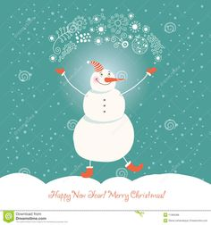 christmas-snowman-11384288.jpg (1300×1390)