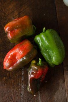 TAKII'S NEW ACE PEPPER (F1 hybrid 62 days) - Pinetree Garden Seeds - Vegetables  - 1