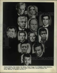 Vanished TV Movie - USA (1971) Director - Buzz Kulik