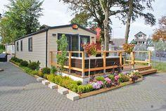 Dom wystawowy Korfu LARK Leisure Homes Factory - cena promocyjna 110 000zł netto bez tarasu i roślin widocznych na zdjęciach.