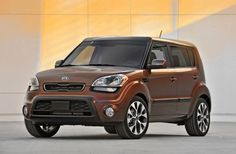 The 2012 Kia Soul Red Rock Special Edition is the seventh version in a series of unique Soul special editions.