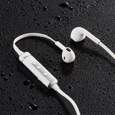 Audífonos Manos Libres Bluetooth inalámbrico Asciende EGRD Color Blanco Ref. AC375 📞WhatsApp: +57 320 574 96 98 Ver: http://bit.ly/2q7s72b