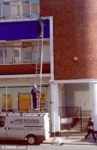 6 Simple Steps to Avoid Ladder Accidents…and Fines