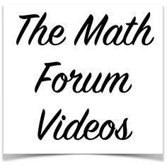 math forum problem of the week answers free