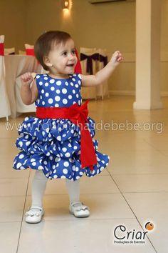 Vestido Galinha Pintadinha para festa. Outros modelos no site http://www.eroupasdebebe.com/vestido-da-galinha-pintadinha