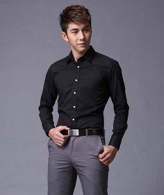 6f865a295dc Vestir Casual Hombre, Camisas Hombre Vestir, Ropa Formal Hombre, Look De  Hombre,