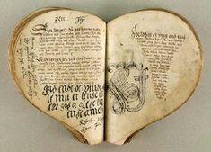 Dánská kniha z poloviny 16. století