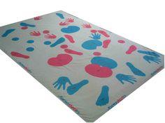 Kama Sutra Twister mat (love the butt prints...lol)