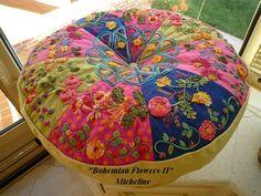 BOHEMIAN FLOWERS II MICHELINE3