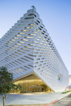 The Broad by DS+R I Diller Scofidio + Renfro   Museums