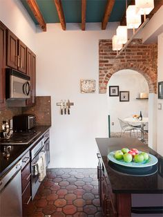 Best House In Philly - eclectic - kitchen - philadelphia - Busybee Design