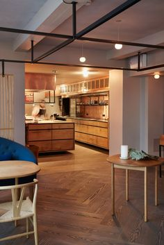 Kadeau Restaurant - Dinesen