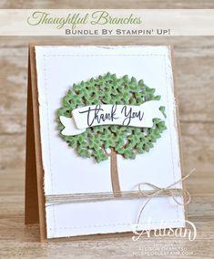 Thoughtful Branches: Sneak Peek Stampin' Up! Artisan Blog Hop