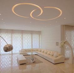 Grateful Stylish Layout Classy Living Room of The Lounge Room - ceiling design Gypsum Ceiling Design, House Ceiling Design, Ceiling Design Living Room, Bedroom False Ceiling Design, Ceiling Light Design, Home Ceiling, Home Room Design, Living Room Designs, Living Room Decor