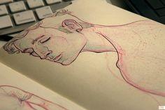 #visual #inspiration #drawing