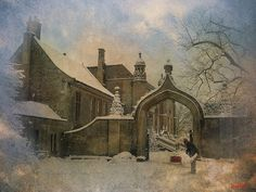 Shoveling Snow by Hotfish, via Flickr