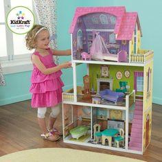 Kidkraft Florence houten poppenhuis