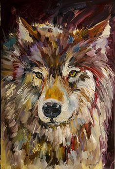 Diane whitehead - Work Zoom: LEGEND OF WOLF