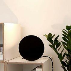 18OD Tischleuchte - Schwarz von kukka   MONOQI #bestofdesign