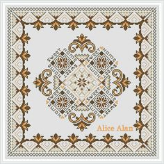 Cross Stitch Pattern Folklore pattern Home Sweet от HallStitch Counted Cross Stitch Patterns, Cross Stitch Designs, Cross Stitch Embroidery, Embroidery Patterns, Cross Stitch Cushion, Palestinian Embroidery, Ethnic Patterns, Blue Painting, Tardis