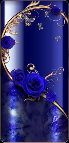 Butterfly Royals wallpaper by NikkiFrohloff - 26 - Free on ZEDGE™ Blue Roses Wallpaper, Royal Wallpaper, Wallpaper Nature Flowers, Bling Wallpaper, Beautiful Landscape Wallpaper, Beautiful Flowers Wallpapers, Flower Phone Wallpaper, Love Wallpaper, Cellphone Wallpaper