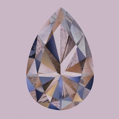 <p>In love with gorgeous mixed-media collages of Liesl Pfeffer. For this Hearts & Arrows' series, she turned her own photography into these beautiful gems. With a careful attention to detai