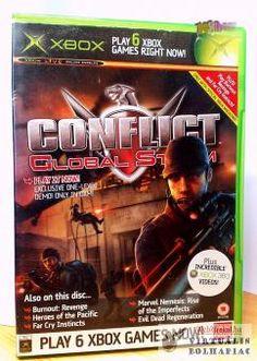 Játszd az Xbox eredeti Official Xbox Magazine kiadású demóit! Xbox Games, Magazine, Classic, Movies, Movie Posters, Derby, Films, Film Poster, Magazines