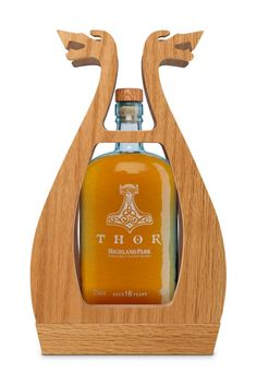 Highland Park - Thor.   If you drink too much of this you will forget everything and then some