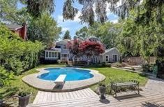 5 Steps to Make Your Home the Best on the Block for Selling - Oakville Real Estate Agents Real Estate Staging, Sell Property, Backyard, Patio, Townhouse, Home And Garden, Mansions, Nice, House Styles