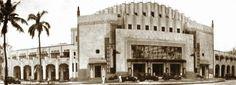 Manila Metropolitan Theater Architect: Juan Marcos Arellano Location: Padre Burgos Ave., Manila Construction: 1931 by Jaycee Gopez (via Arkitektura | Best of Philippine Architecture, Architects, News)